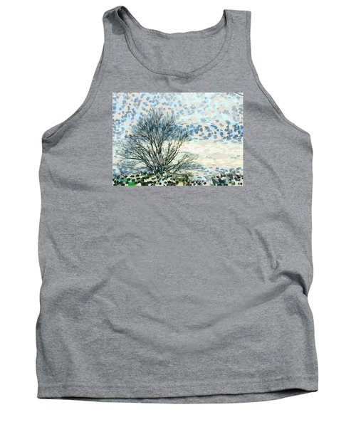 All The Leaves Have Gone Tank Top