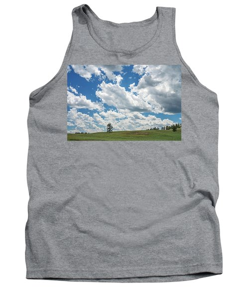 All The Livelong Day  Tank Top