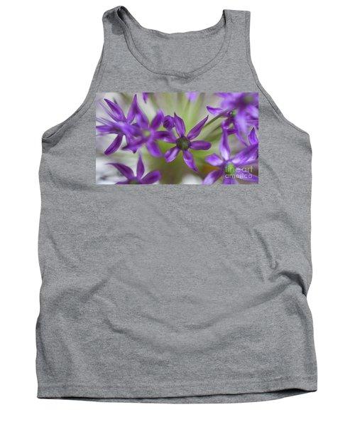Allium Aflatunense Tank Top