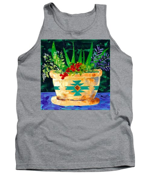 Aloe Vera And Friends  Tank Top