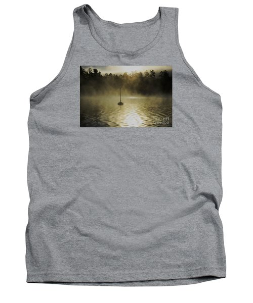 Alone Tank Top by Sherman Perry