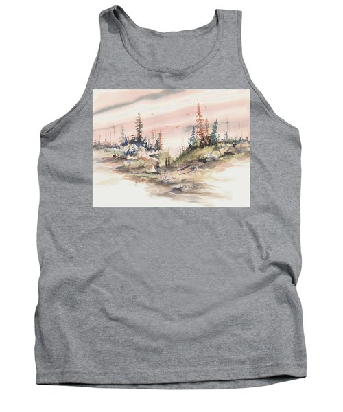 Alone Together Tank Top by Sam Sidders