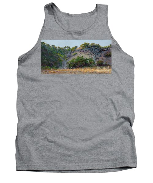 Along Jalama Creek Tank Top