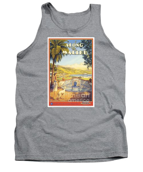 Along The Malibu Tank Top