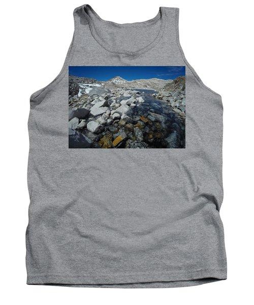 Alpine Blues Tank Top