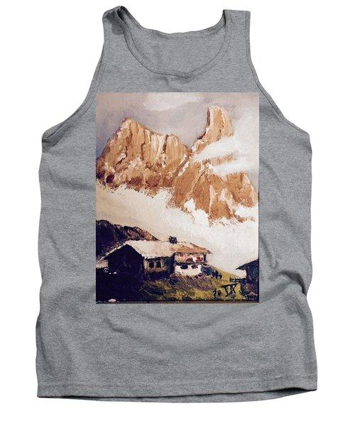 Alpine Home  Tank Top