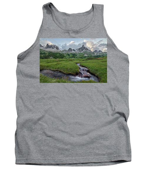 Alps In The Afternoon Tank Top