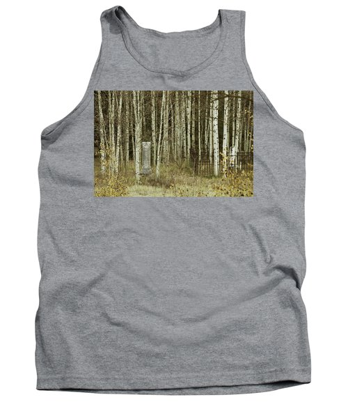 Tank Top featuring the photograph Alvarado Cemetery 42 by Marie Leslie