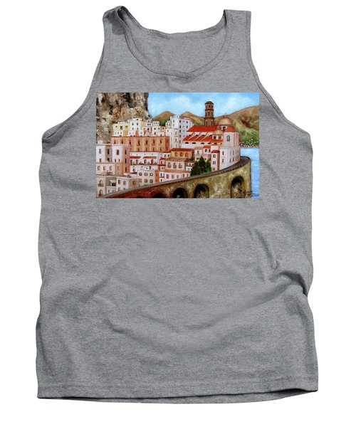 Amalfi Coast Tank Top