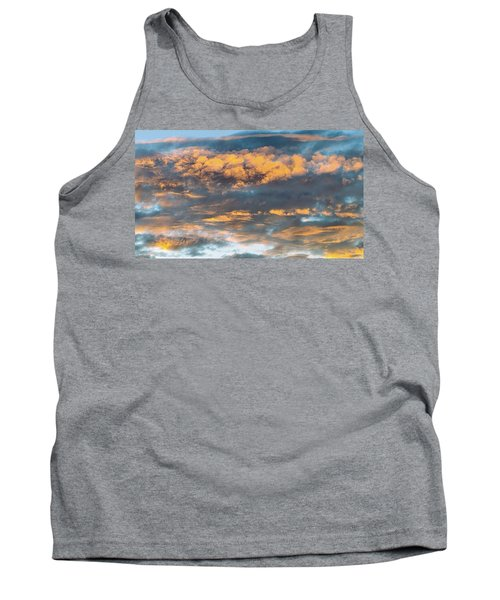 Clouds Of A Different Color Tank Top