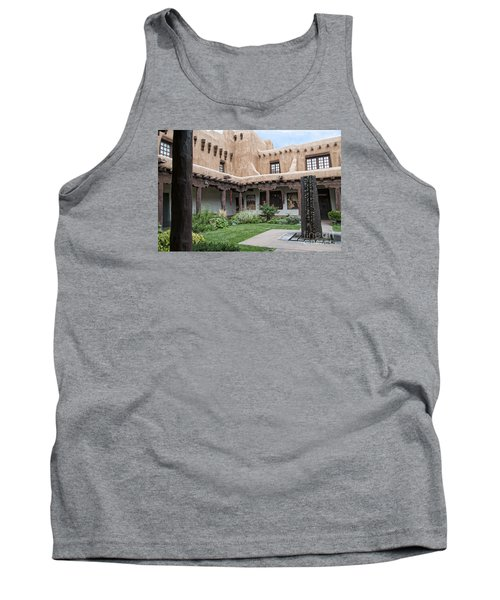 Amazing  Santa Fe Adobe  Tank Top