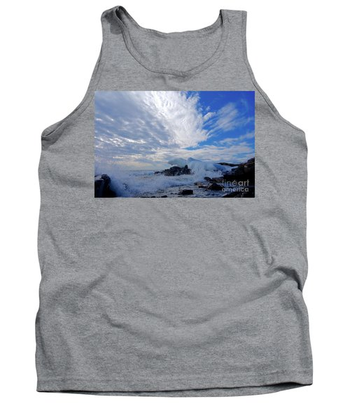 Amazing Superior Day Tank Top by Sandra Updyke