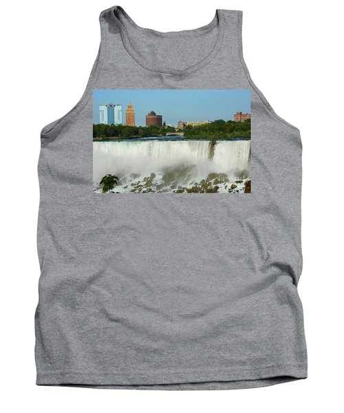 American Falls With Bridal Veil Tank Top