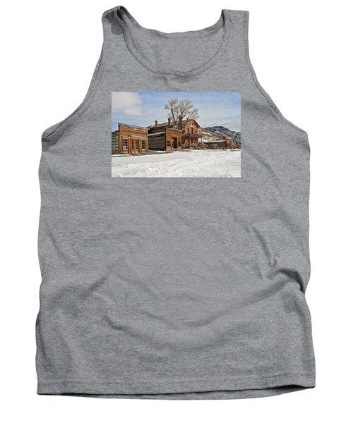 American Ghost Town Tank Top
