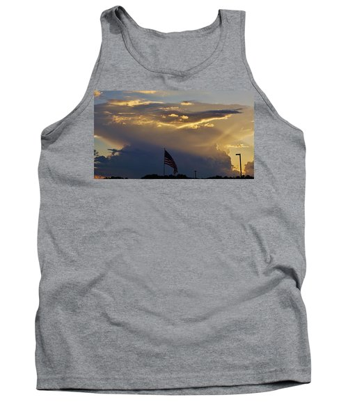 American Supercell Tank Top by Ed Sweeney