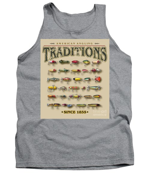 American Traditions Lures Tank Top