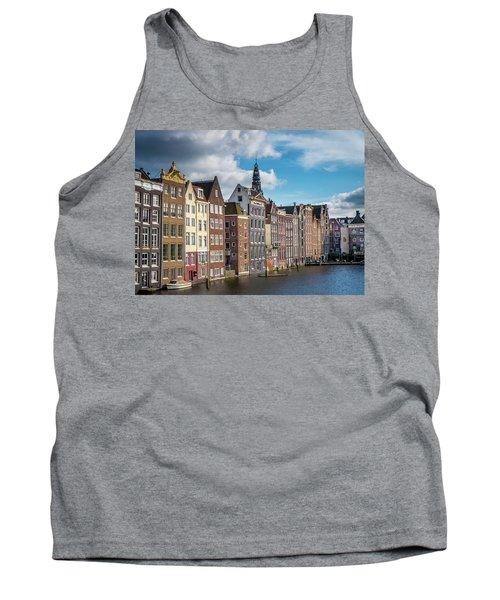 Amsterdam Buildings Tank Top
