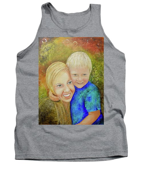 Amy's Kids Tank Top by Terry Honstead
