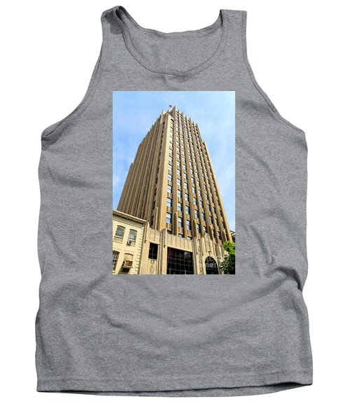 An Allentown Icon Tank Top