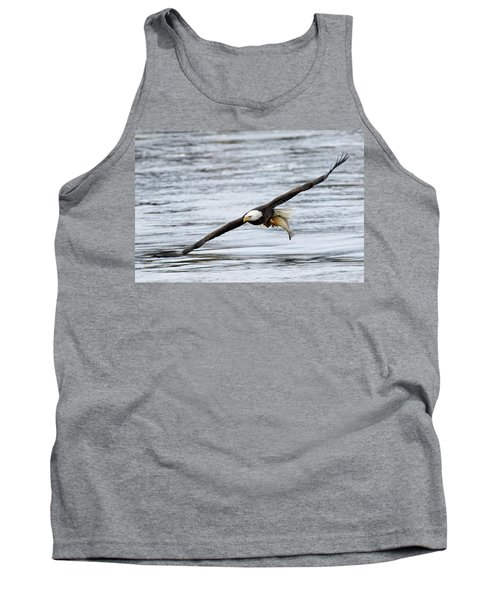 An Eagles Catch 12 Tank Top by Brook Burling