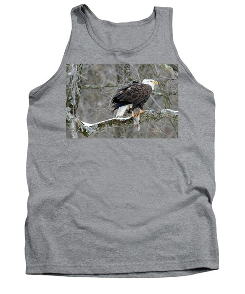 An Eagles Catch Tank Top by Brook Burling