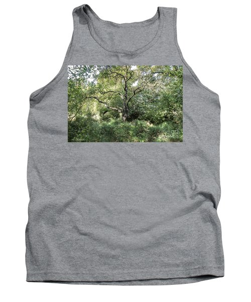 An Old One In The Forest Tank Top