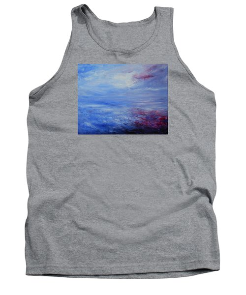 An Unspoken Message Tank Top by Jane See