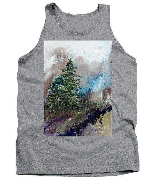 An Yosemite Afternoon Tank Top