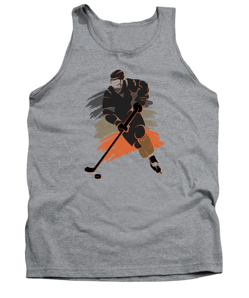 Anaheim Ducks Player Shirt Tank Top by Joe Hamilton