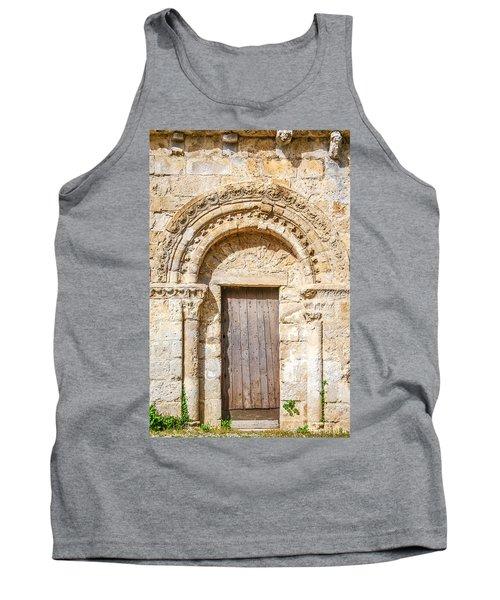 Ancient Stone Portal Tank Top