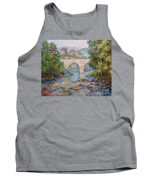 Ancient Bridge Tank Top