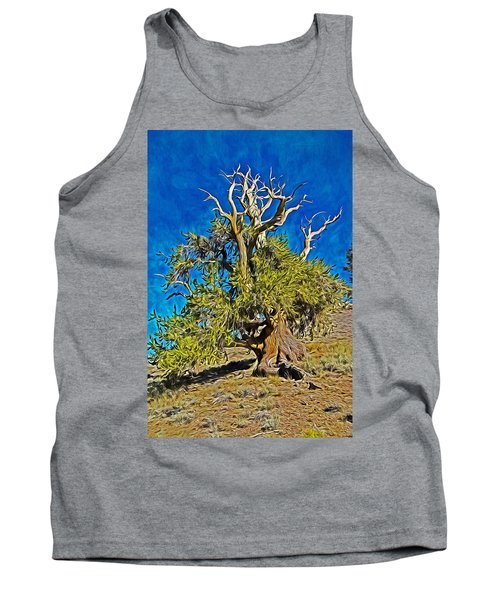 Ancient Bristlecone Pine Tank Top