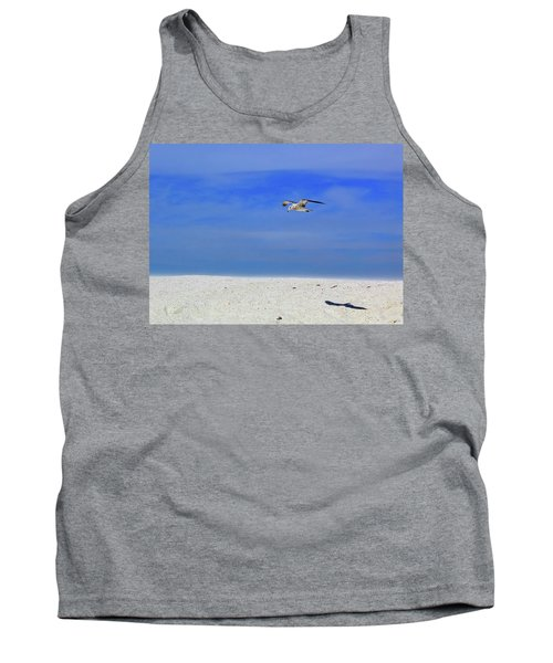 Tank Top featuring the photograph Ancient Mariner by Marie Hicks
