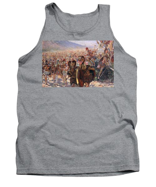 Ancient Warriors Tank Top