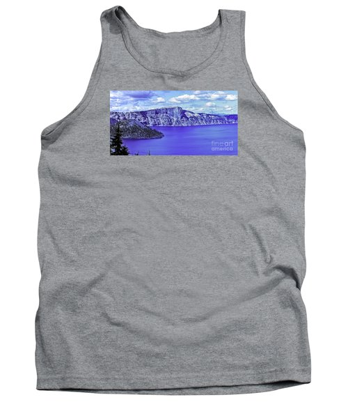 Ancient Waters Tank Top by Nancy Marie Ricketts