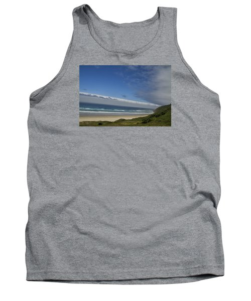Tank Top featuring the photograph And Miles To Go  by Tom Kelly