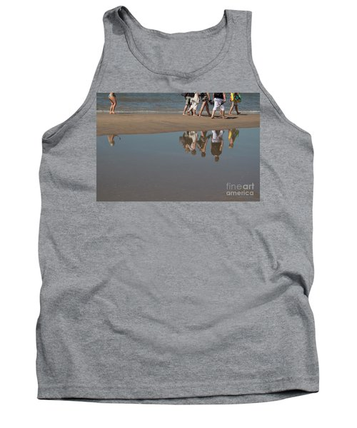 And So They Followed Tank Top