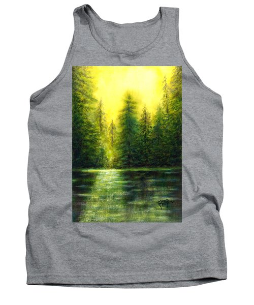 ...and There Was Morning Tank Top
