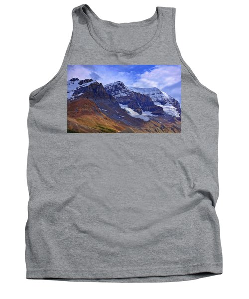 Mount Andromeda Tank Top by Heather Vopni