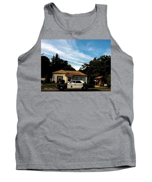Andy's Home Tank Top