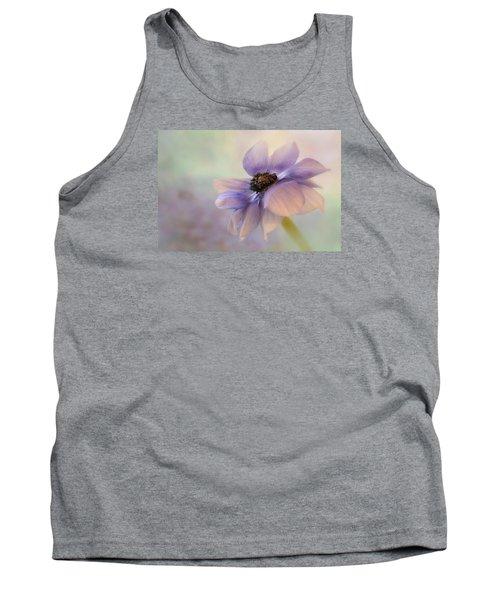 Anemone Flower Tank Top