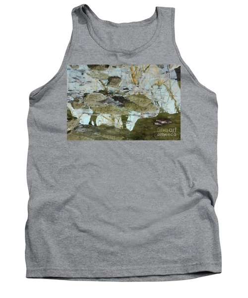 Angel Disguised As Coyote Tank Top