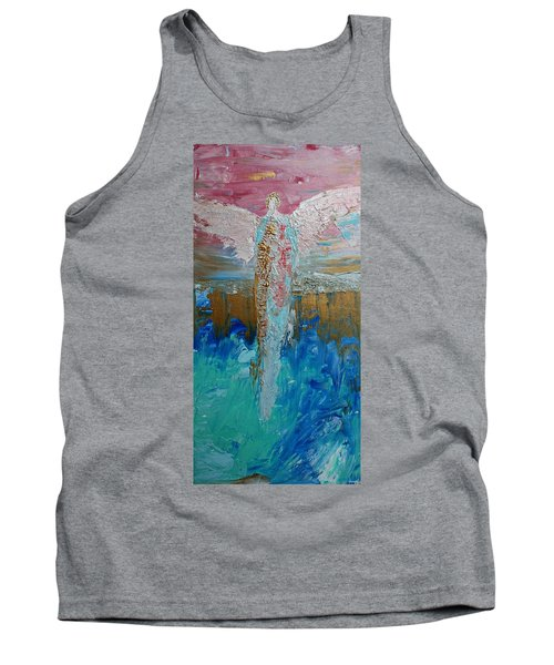 Angel Of Divine Love Tank Top