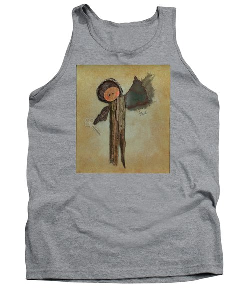 Angel Of The Ages Tank Top