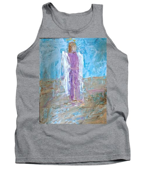 Angel With Confidence Tank Top