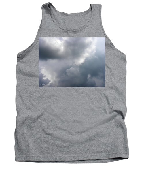 Tank Top featuring the photograph Angels In The Sky by Sandi OReilly