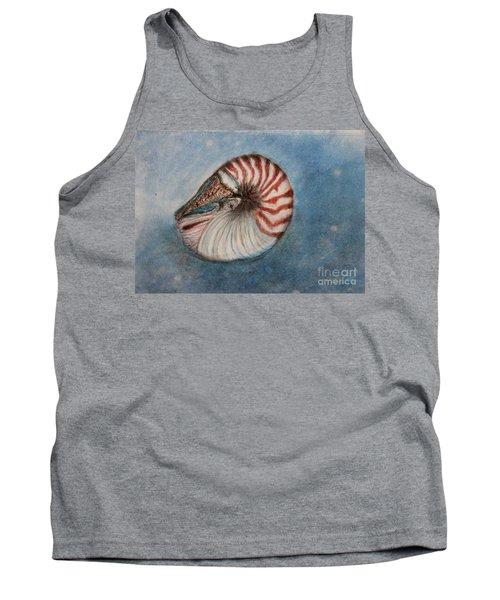 Angel's Seashell  Tank Top
