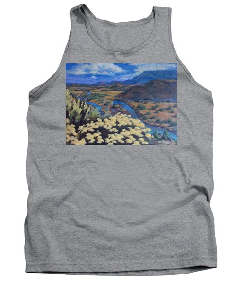 Another Day Above Rio Chama Tank Top