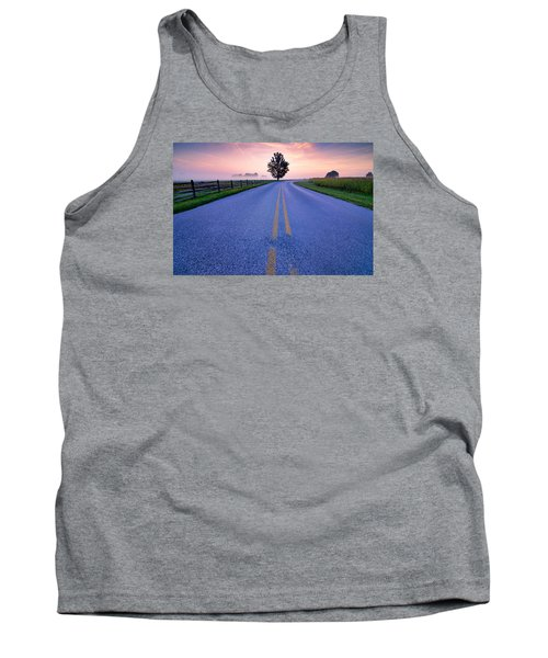 Another Gettysburg Morning Tank Top
