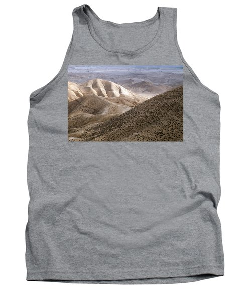 Another View From Masada Tank Top